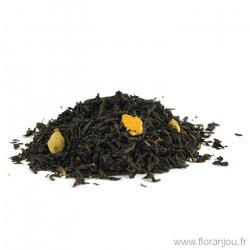 Thé noir aromatisé étoile...
