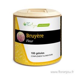 Gélules Bruyère commune fleur