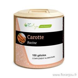 Gélules Carotte racine
