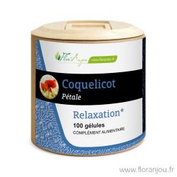 Gélules Coquelicot pétale