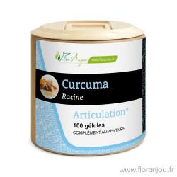 Gélules Curcuma racine