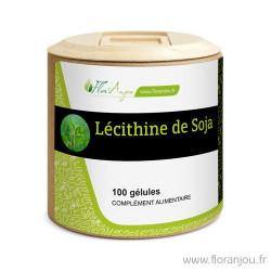 Gélules Lécithine de Soja