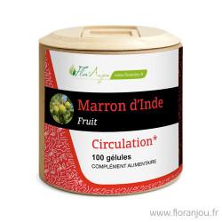 Gélules Marron d'Inde fruit