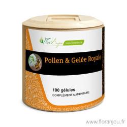 Gélules Pollen - Gelée...