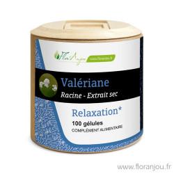 Gélules Valériane d'Europe...