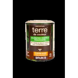 BRUN B - coloration végétale