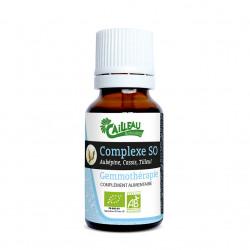 Complexe SO - Gemmothérapie...