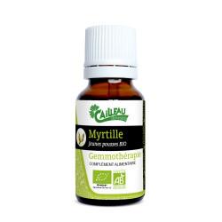 Myrtille - Gemmothérapie BIO