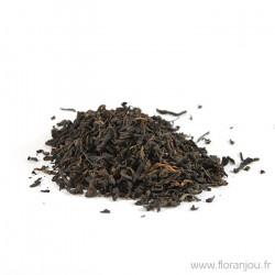 Thé noir Yunnan Pu-erh FOP