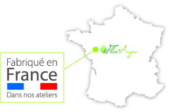 Fabriqué en France dans nos ateliers